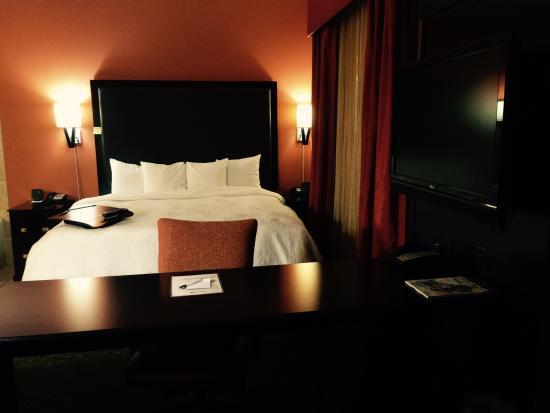 Hampton Inn & Suites Waco South: Nice and Clean!