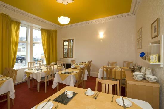 St. Anne's Guest House : Breakfast room