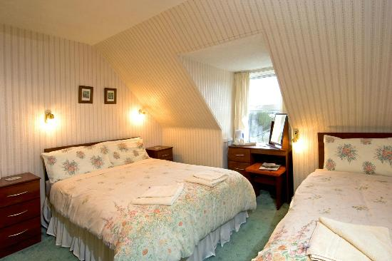 St. Anne's Guest House : Room 4
