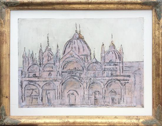 Art Gallery Studio Iguarnieri: Venezia san Marco