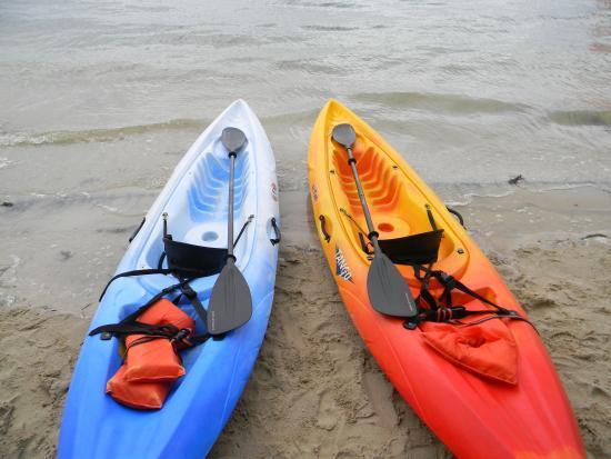 48th St. Watersports : Kayaking