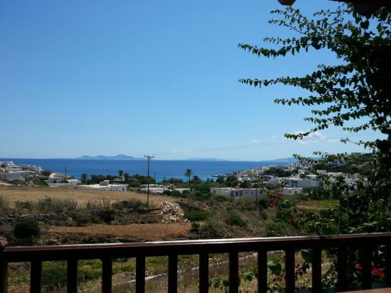 Pothiti Studios: view from room