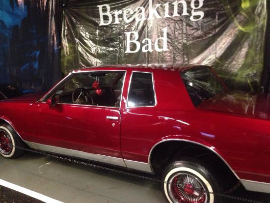 Jesse Pinkman S 1978 Monte Carlo From Breaking Bad