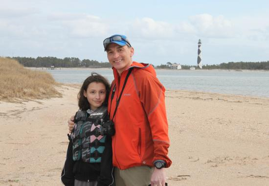 Crystal Coast Ecotours - Private Tours: lighthouse