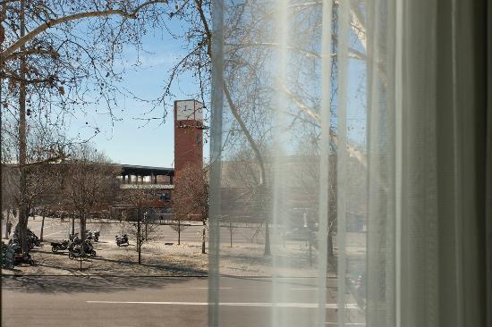 NH Madrid Atocha: Views