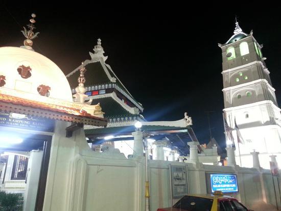 Kampung Kling Mosque: anno 2014