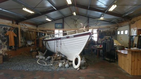 Bjarnarhofn Shark Museum