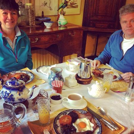 Greenbank Bed & Breakfast: Delicious cooked breakfast!