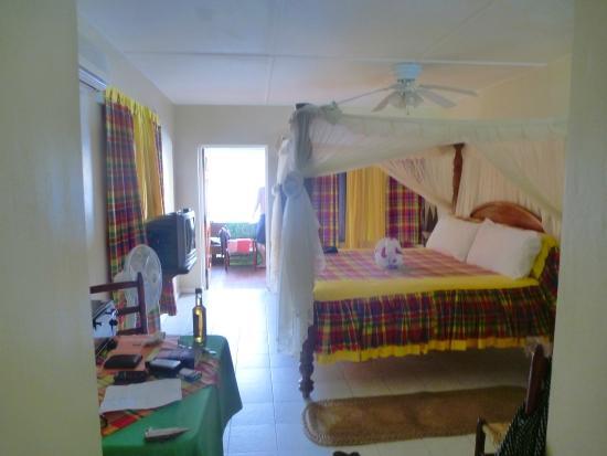 Still Beach House: chambre