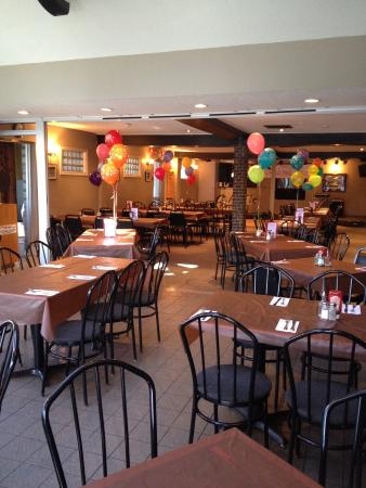 GAB's Sports Bar: Having a Party?  Come see us!