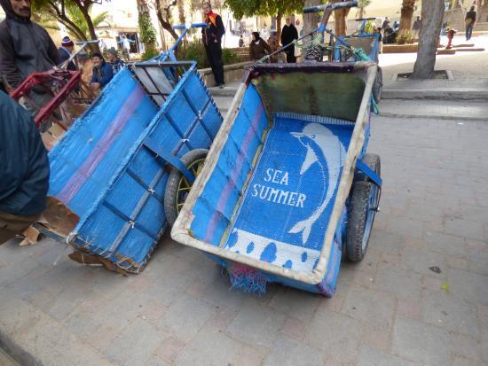 Taxi Amarrakech: ORIGINAL BARATO Y POCO CONSUMO