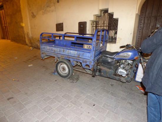 Taxi Amarrakech: INCREIBLE