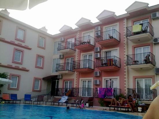Hotel Pelin: hotel
