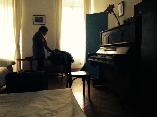 Prague Siesta Apartments: stanza