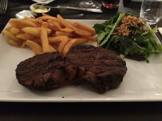 Meet Meat Schuman : Filet steak