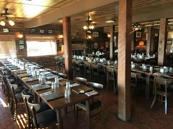 Cripple Creek Steakhouse And Saloon Events Set Up