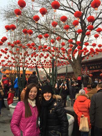 Beijing Wudao Temple