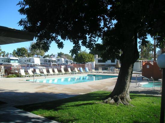 Palm Springs Oasis RV Resort