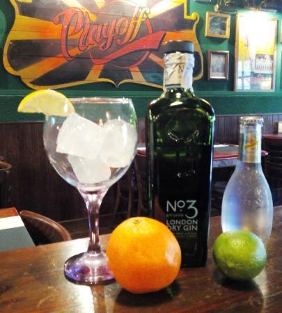 Playoff Vilaseca : Gin Tonic Premium