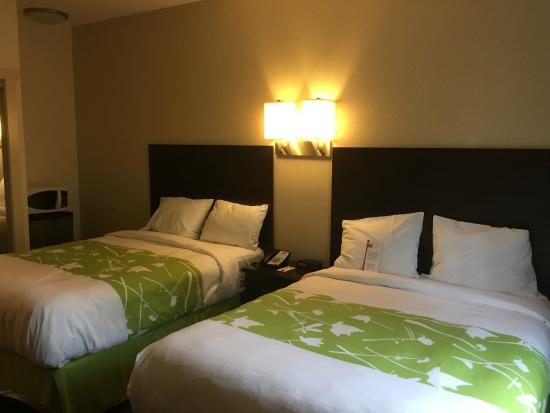 Econo Lodge Surrey: Double Bed room (Renovated)