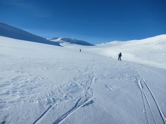Peer Gynt Ski Region: Hestadalen