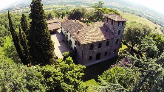 Villa Poggio Tre Lune
