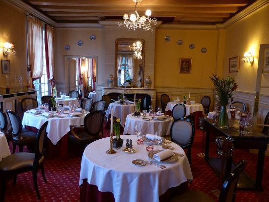 Chateau de Beaulieu: la salle