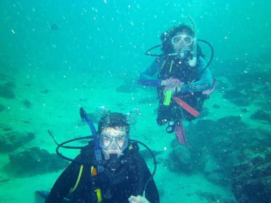 Dive Exuma: Divers Down