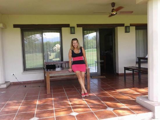 Foto de arabela casas de campo villa las rosas galeria for Imagenes de parrilla para casa