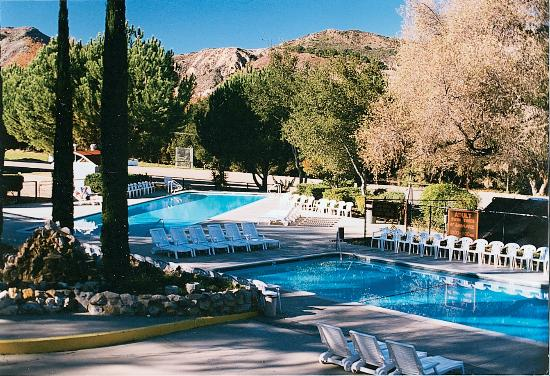 Rancho Oso RV & Camping Resort: Pool area