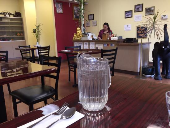 Aiyara Thai Cafe: Our Favorite Thai restaurant