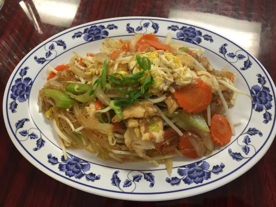 Aiyara Thai Cafe: The Glass noodles are my favorite