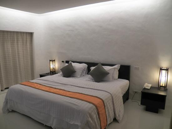 Yatale The Resort : ห้องนอน