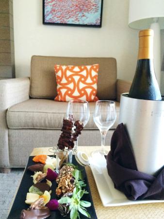 Sonesta Resort Hilton Head Island: Kicking off a beautiful vacation!