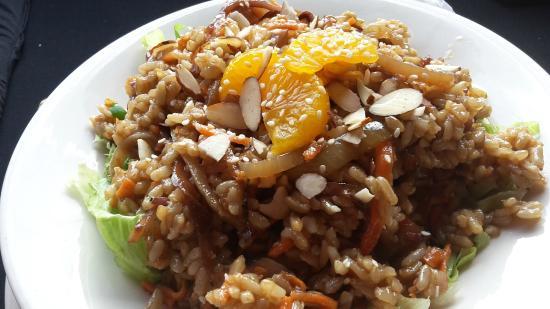 The Good Life: asiatischer Reissalat