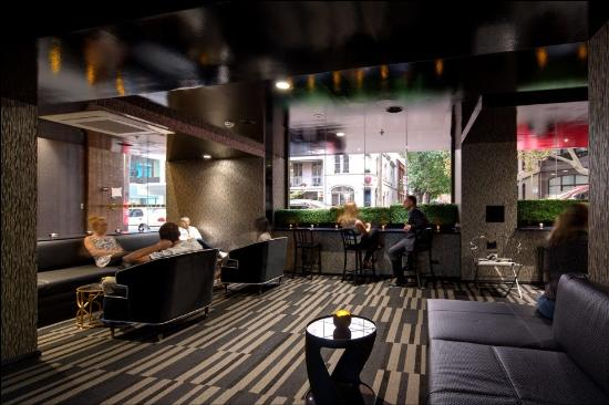 57 Hotel Cool Lounge Area