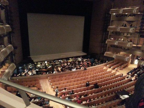 National Ballet of Canada: orchestra pit