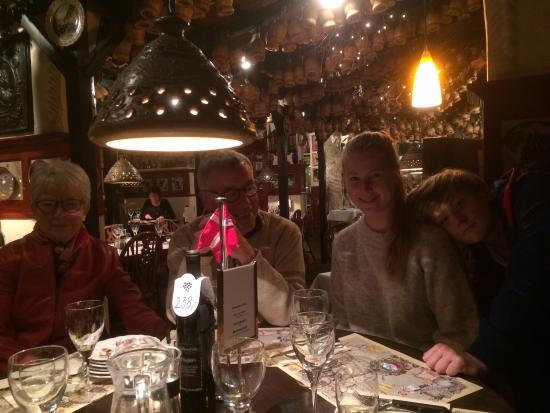 Bella Italia: Den perfekte ramme til en familiemiddag
