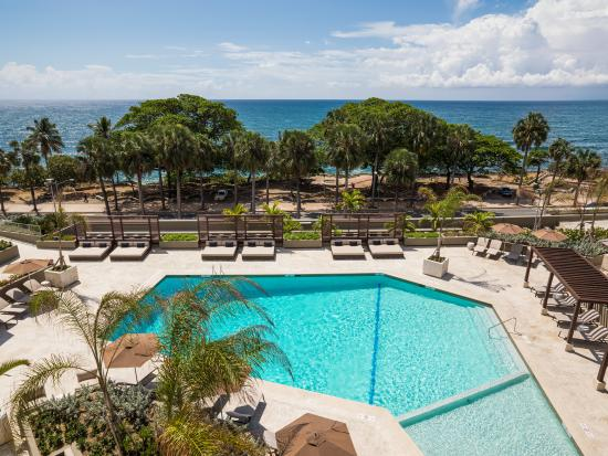 Sheraton Santo Domingo: Pool