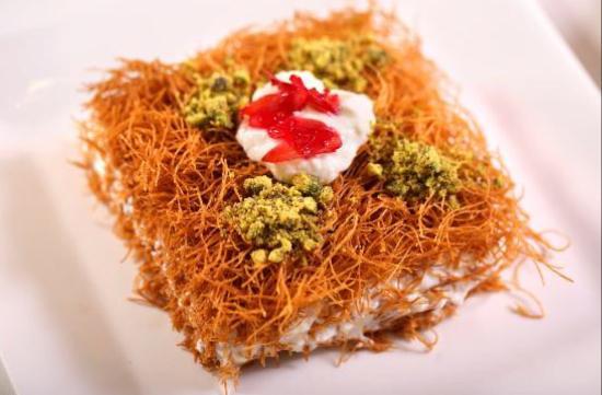 Lebanese House Um Khalil Restaurant: Othmanliye(lebanese sweet)