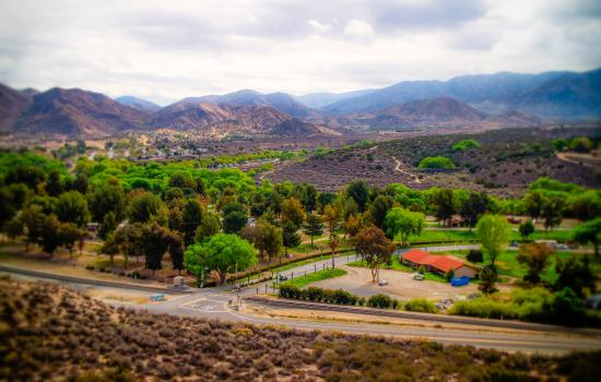 Soledad Canyon RV & Camping Resort: Campgrounds