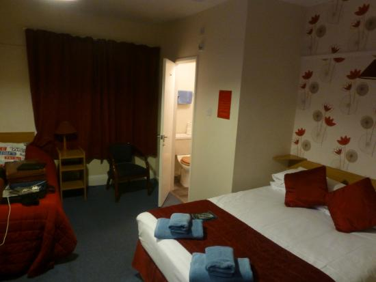 Grange Lodge Hotel: Room