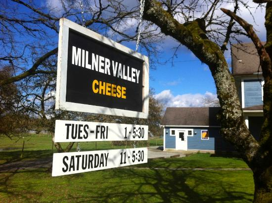 Milner Valley Cheese