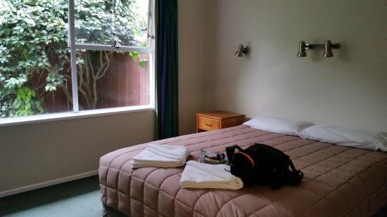 Hagley Park Motel : Bedroom