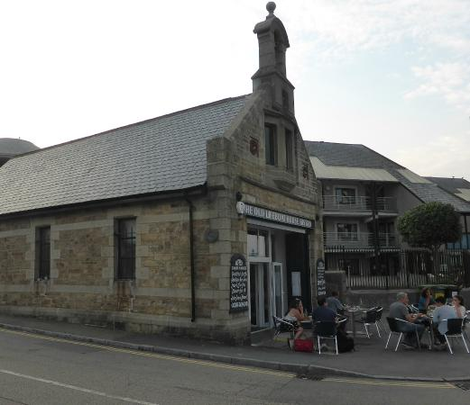 The Old Lifeboat House Bistro: Old Lifeboat House Bistro, Penzance