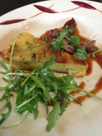 Masons Restaurant - Brentwood: Kangaroo ......... Hop Hop Hop