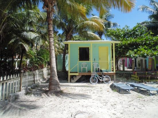 Barefoot Beach Belize This Was The Hut I Stayed At