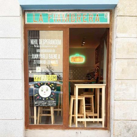La Fiambrera Art Gallery & Bookshop