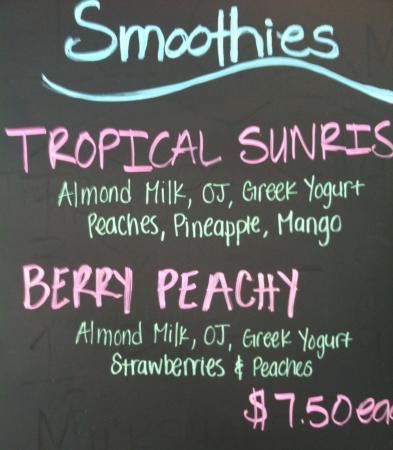 Kelley's Gourmet Treats : Smoothie