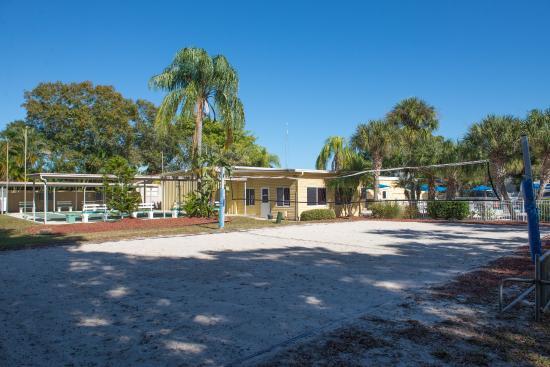 Pool Area Picture Of Vacation Village Rv Resort Largo Tripadvisor